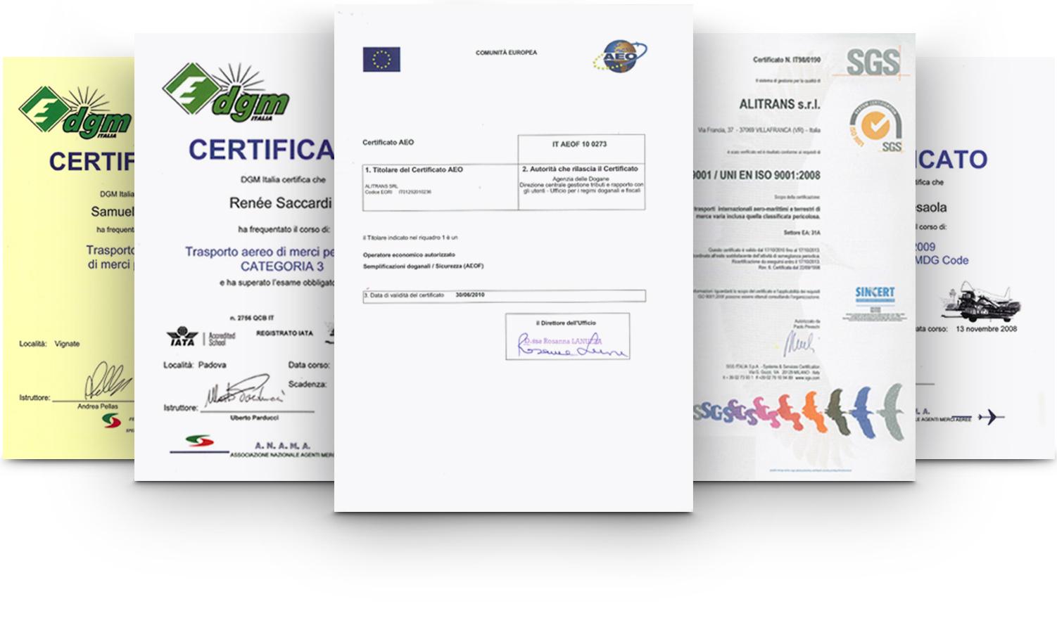 CertificatiOK